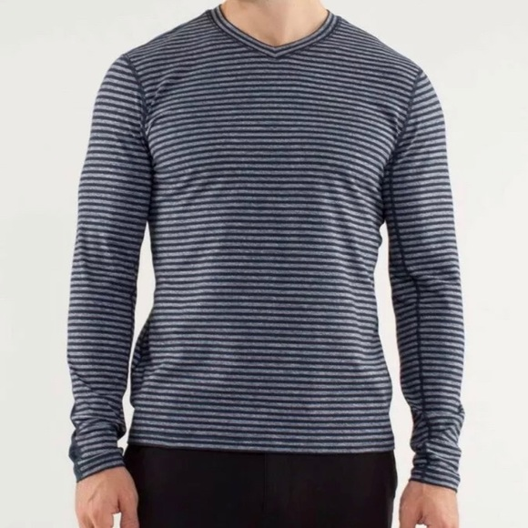 Lululemon Men's Speed Long Sleeve Shirt